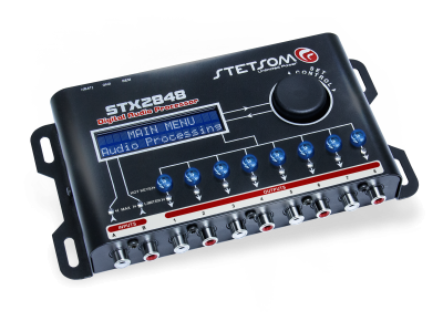 Stetsom Audio Processor - STX2848